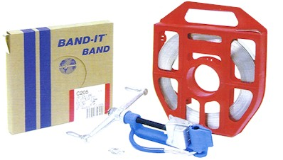 Band-It Clamping System