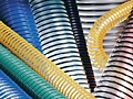 Spiral PVC Flexible Clear Tubing