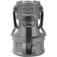 # DIX4060-DD-AL - Spool Coupler - Aluminum - 4 in. x 6 in.