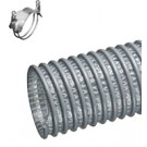 Kuriyma - WST Heavy Duty PVC Suction/Discharge Hose 5 in. X 20 ft. OD 5.92 in.