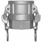 Safety Female Coupler - Type D