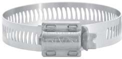 # DIXHSS128 - Style HSS Worm Gear Clamp - Width 9/16 in. - Hose OD: 5-40/64 in. to 8-32/64 in.