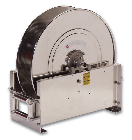 Stainless Steel - Ultra Heavy Duty Reel