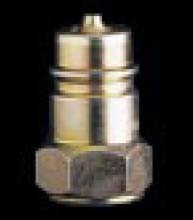 AM15-06 - ISO A Series - Two Way Shut-Off - Plug - Body Size: 3/8 in. - Thread Size: 3/8 FPT