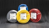 Kuriyama - Multi-Puprose Air Hose Assemblies - Yellow - 3/8 in. X 50 ft. - OD: 0.625 in.