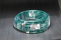 Kuriyama Heavy Duty Reinforced Green PVC Water Hose Assemblies 1 in. X 100 ft. OD 1.297 in.