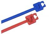 # AE1128 - Band-It Tie -1/4 in. Width - 9 in. Length -  Diameter Single Wrap 2-1/2 in.