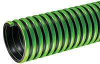 Kuriyama - Tiger Green EPDM Suction Hose 1-1/2 in. X 100 ft. OD 1.93 in.