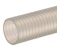Kuriyama - OV Oil Vac Heavy Duty Polyurethane Hose - 1-1/2 in. X 100 ft. - OD: 1.76 in.