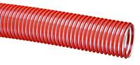 Kuriyama - MULCH Abrasion-Resistant PVC Mulch and Bark Transfer Hose 4 in. X 100 ft. OD 4.57 in.