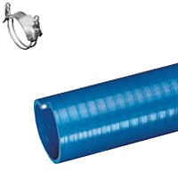 Kuriyama - S Heavy Duty PVC General Purpose Suction and Transfer Hose