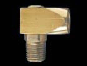 25US90 - 90 Degree Swivel - 1/4 MPT x 1/4 FPT