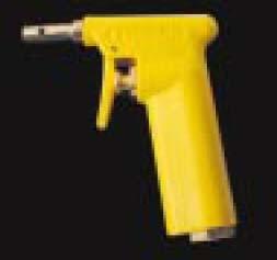 PG2P - Pistol Grip Blow Gun - Pressed Safety Tip