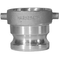 # DIXAHA2525ADP - Hydrant Adapter - Aluminum - 2-1/2 in. x 2-1/2 in.