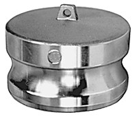# BR-DP400 - Dust Plug - Type DP - Brass - 4 in.