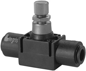 # DIX70656018 - In-Line Flow Control Valve - Tube OD: 5/32 in.