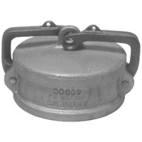 # DIX150DC-LAL - Lockable Dust Cap - Aluminum - 1-1/2 in.