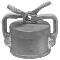 # DIX300DC-LSS - Lockable Dust Cap - Stainless Steel - 3 in.
