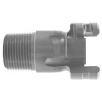 # DIXPMB16 - Male Pipe Thread - Brass - 1 in.