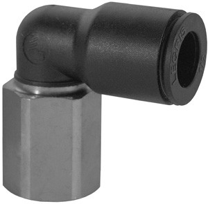 # DIX30090811 - Female Swivel Elbow (Tube to Female NPT) - Tube O.D.: 5/16 in. - Female NPT: 1/8 in.