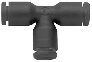 # DIX31040800 - Union Tee (Tube to Tube) - Tube O.D.: 5/16 in.