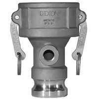 # DIX3020DAT50SS - Reducing Coupler x Adapter with Port - 1/2 in.
