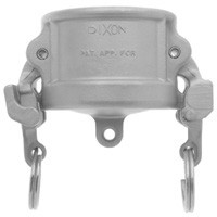 # DIXBH100EZ - Safety Dust Cap - Type H - Brass - 1 in.