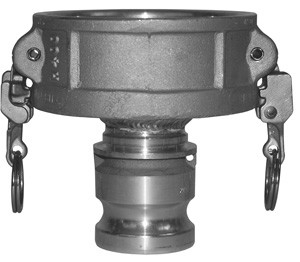# DIXRDA6040EZ - Safety Reducing Couplers x Adapters - 6 in. x 4 in.