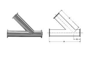 Clamp Lateral