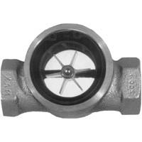 # DIXSF1631-050 - Bronze Sight Flow Indicators - 1/2 in.