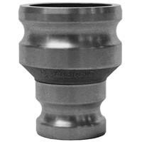 # DIX4060-AA-AL - Spool Adapter - Aluminum - 4 in. x 6 in.