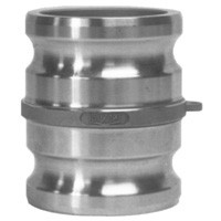 # DIX400-AA-AL - Spool Adapter - Aluminum - 4 in.