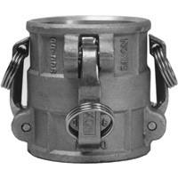 # DIX600-DD-AL - Spool Coupler - Aluminum - 6 in.