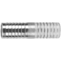 # DIXDM100 - Steel Hose Mender - Zinc Plated Steel - 10 in.