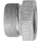 # DIXGB48 - GJ Boss Ground Joint Seal - Female Spud - 4 in.