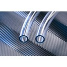 Ether-Based Clear Food Grade Polyurethane Tubing - 1/2 in. x 3/4 in. X 100 ft.