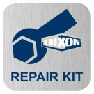 Dry Disconnect Bayonet Style Coupler Repair Kit
