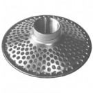 # DIXDST20 - Top Skimmer - Round Hole Type - Zinc Plated Steel - NPSH Size: 1-1/2 in.